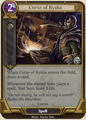 Curse of Rysha