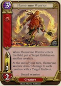 Flamerune Warrior