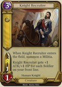 Knight Recruiter