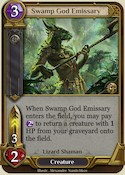 Swamp God Emissary